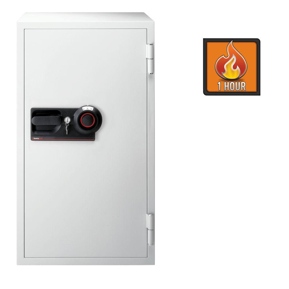 SentrySafe 5.8 cu. ft. Commercial Safe Fire-Safe Combination Lock with Key