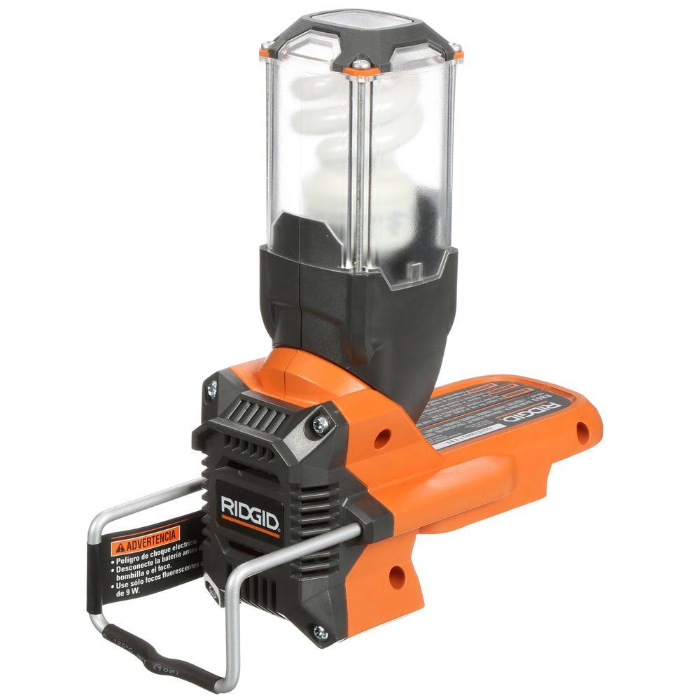 RIDGID X3 Job Site Light Console (Tool Only)