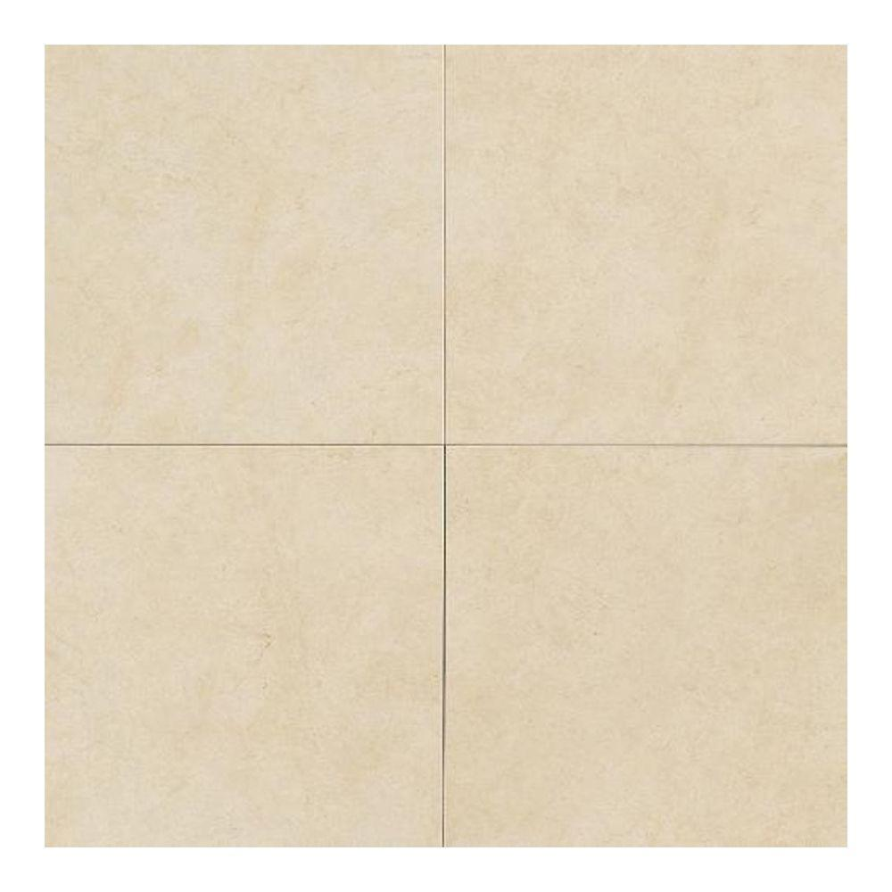 Daltile Monticito Alba 18 in. x 18 in. Porcelain Floor and Wall Tile (10.9 sq. ft. / case)