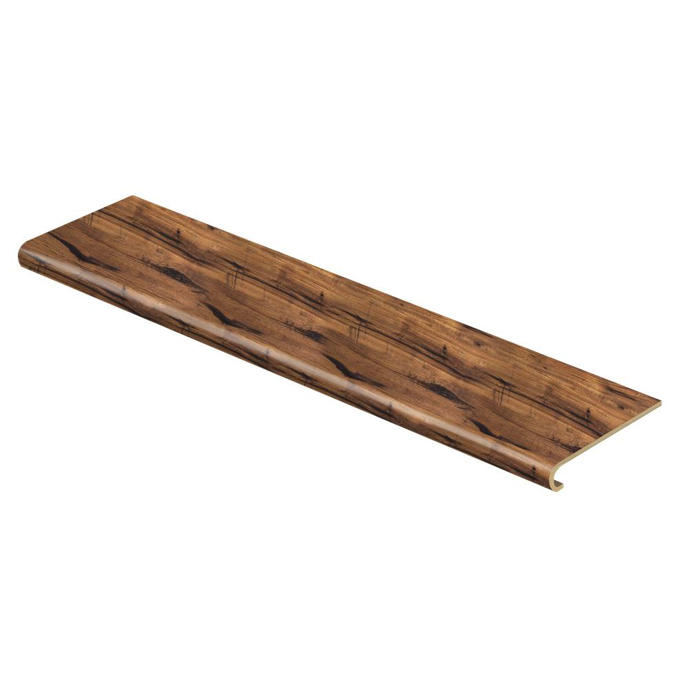 Creekbed Hickory 47 in. Length x 12-1/8 in. Deep x 1-11/16