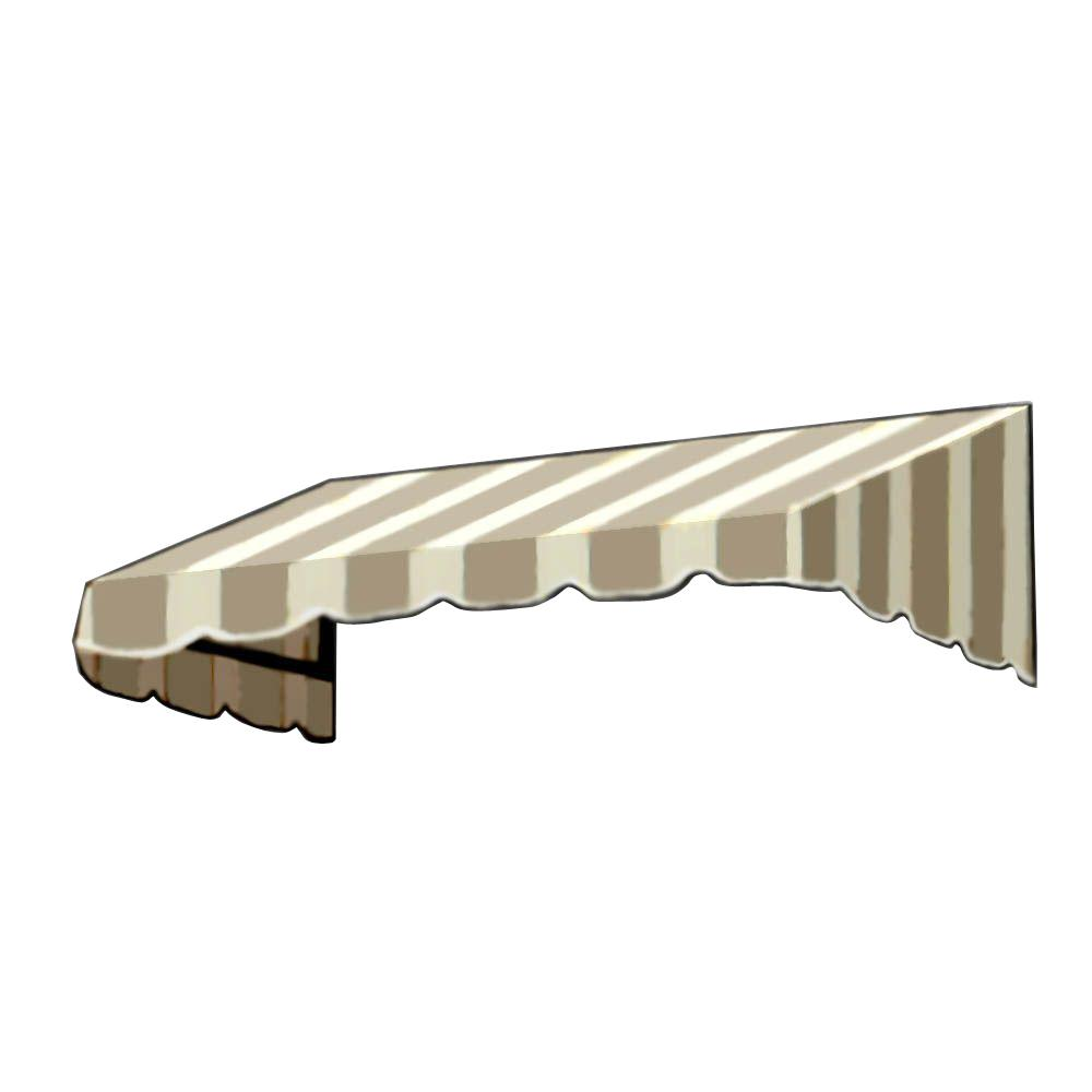 30 ft. San Francisco Window/Entry Awning (24 in. H x 42