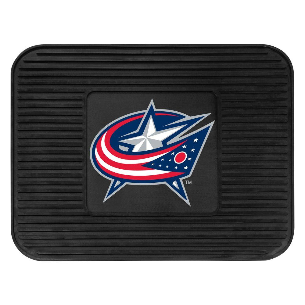 Columbus Blue Jackets 14 in. x 17 in. Utility Mat