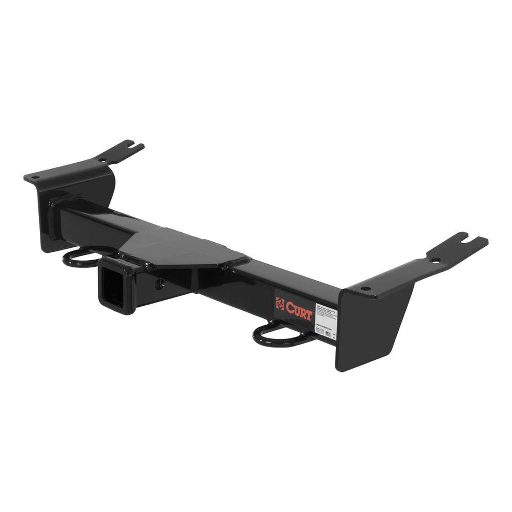 CURT Front Mount Trailer Hitch for Fits Jeep Cherokee, Jeep Comanche, Jeep Wagoner