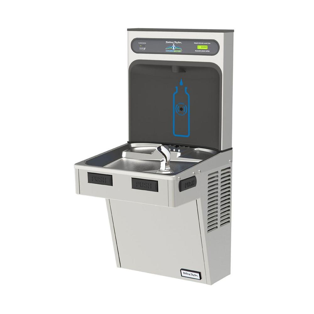 HAC Series HydroBoost Bottle Filling Station Refrigerated Drinking Fountain in