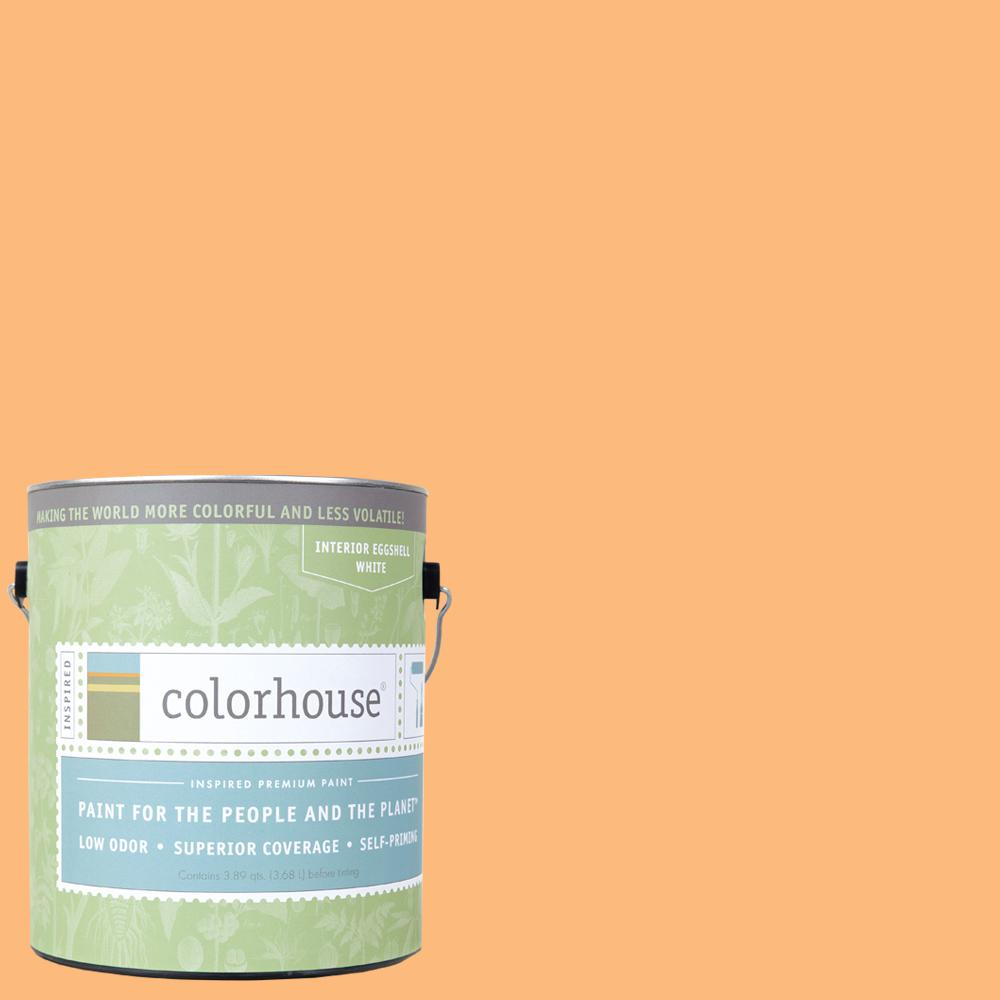 1 gal. Sprout .02 Eggshell Interior Paint