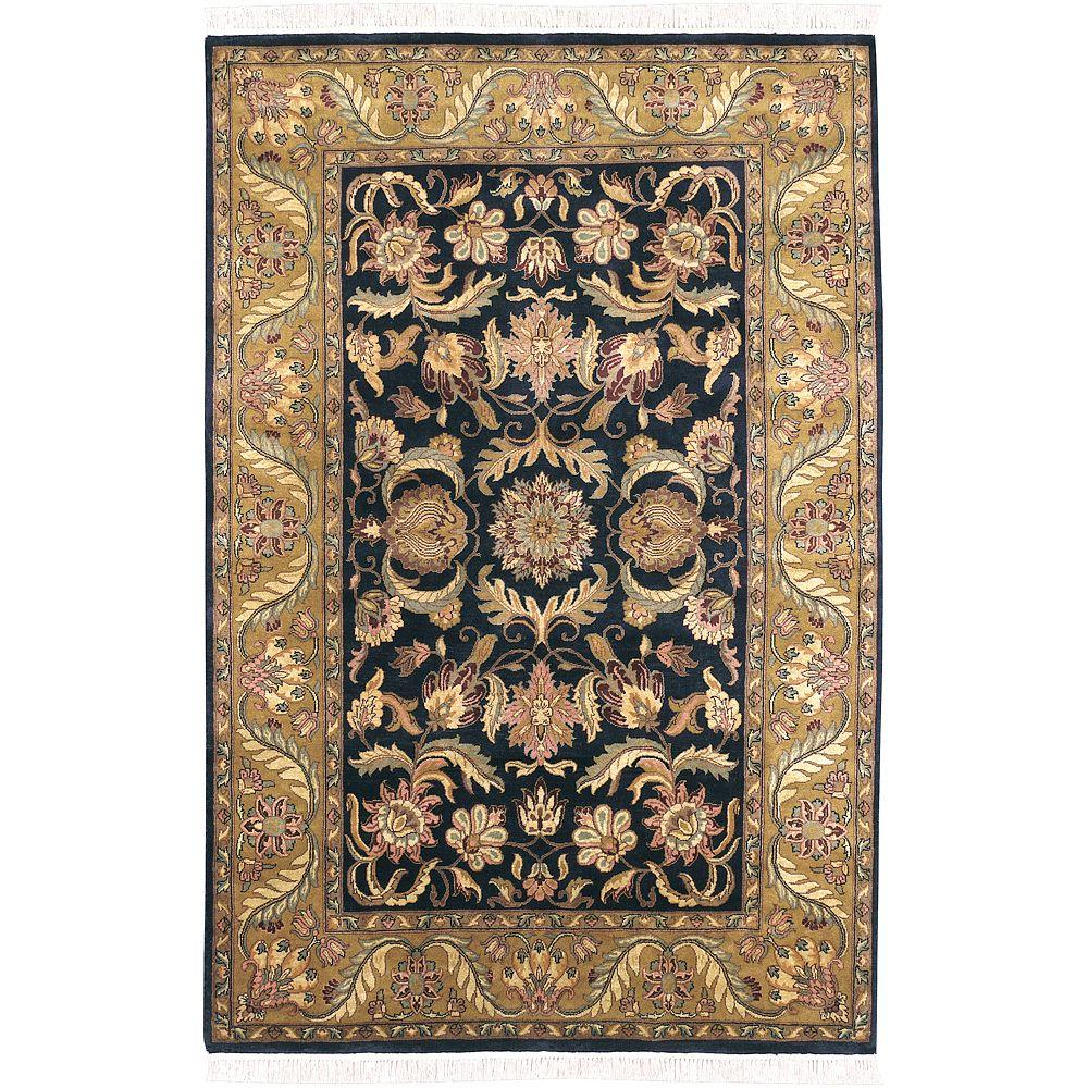 Artistic Weavers Bima Black 8 ft. 6 in. x 11 ft. 6 in. Area Rug