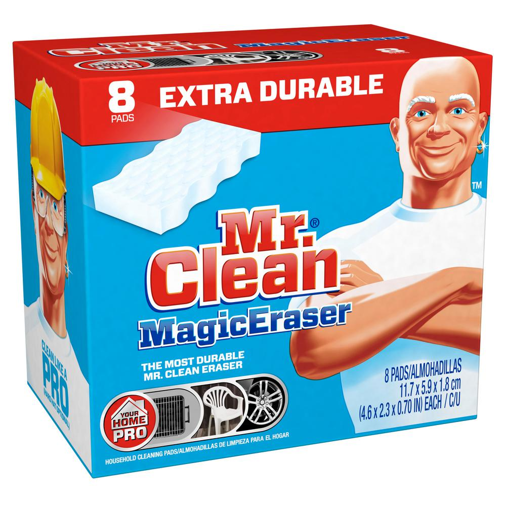 Mr. Clean Extra Power Magic Erasers (8-Pack)