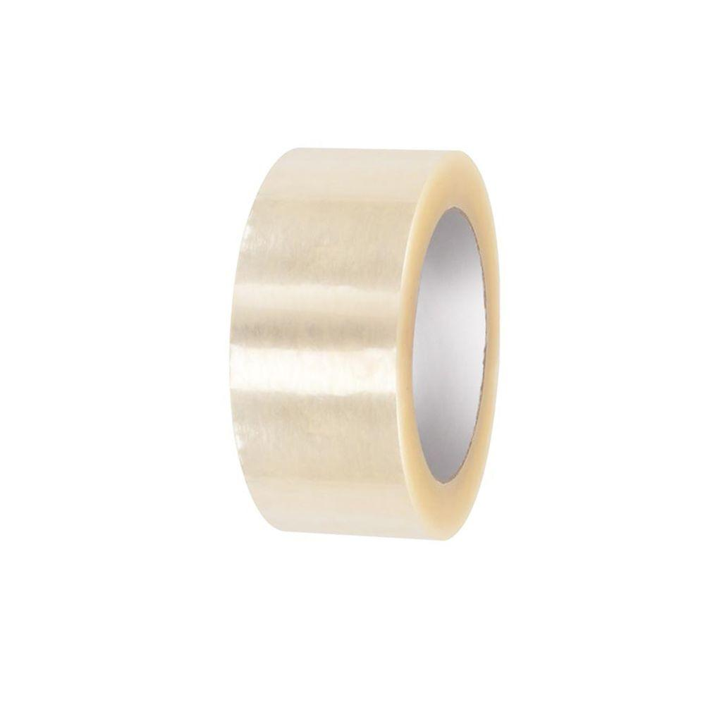 2 in. x 110 yds. Clear Economy Hot Melt Tape (6-Pack)
