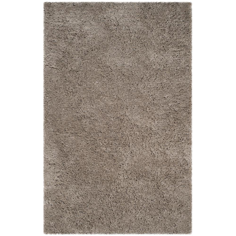 Florence Shag Silver 8 ft. x 10 ft. Area Rug