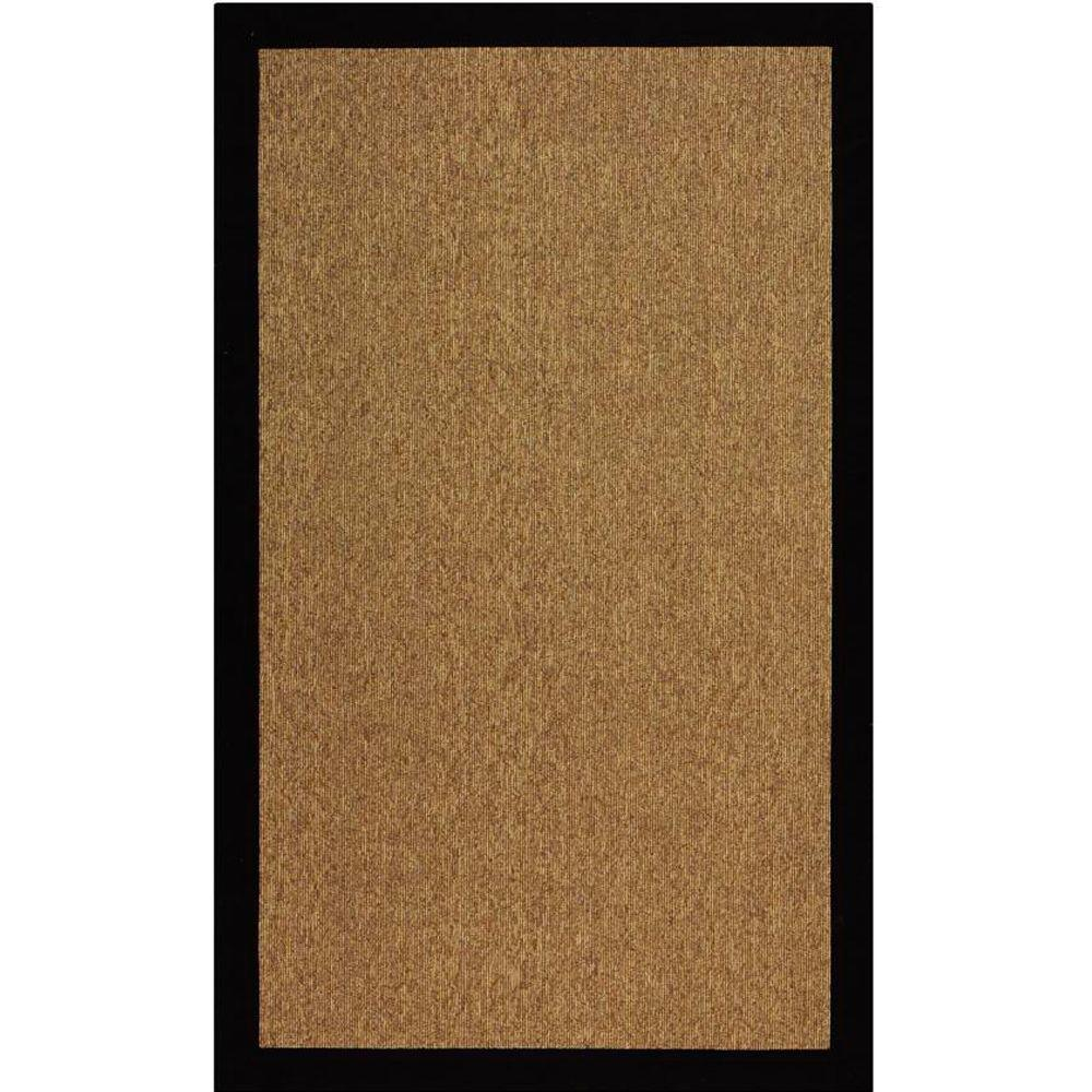 home decorators collection cove black dark natural 3 ft x