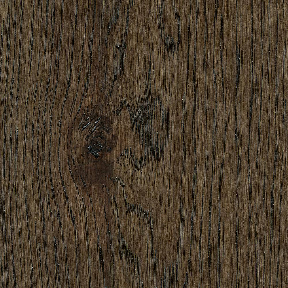 Wire Brushed Ashor Hickory 3/8 in. T x 5 in. W