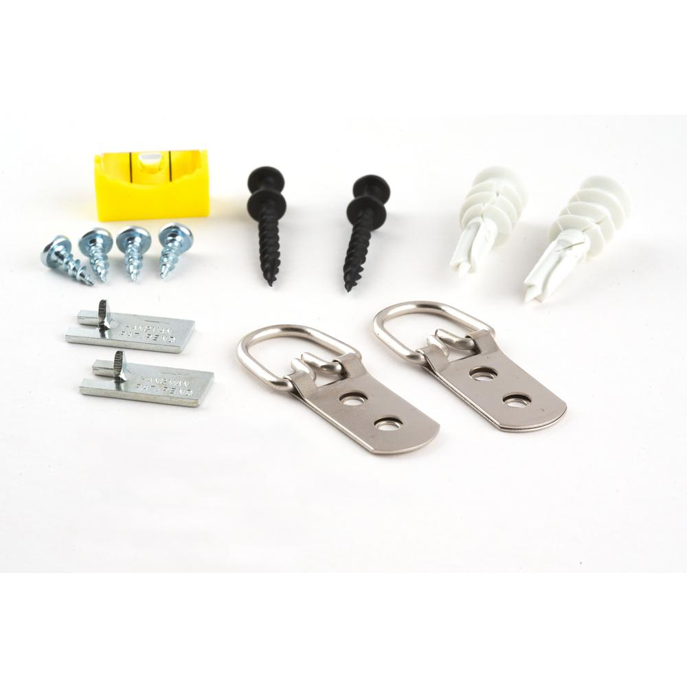Heavy Duty D-Ring Hanging Kit