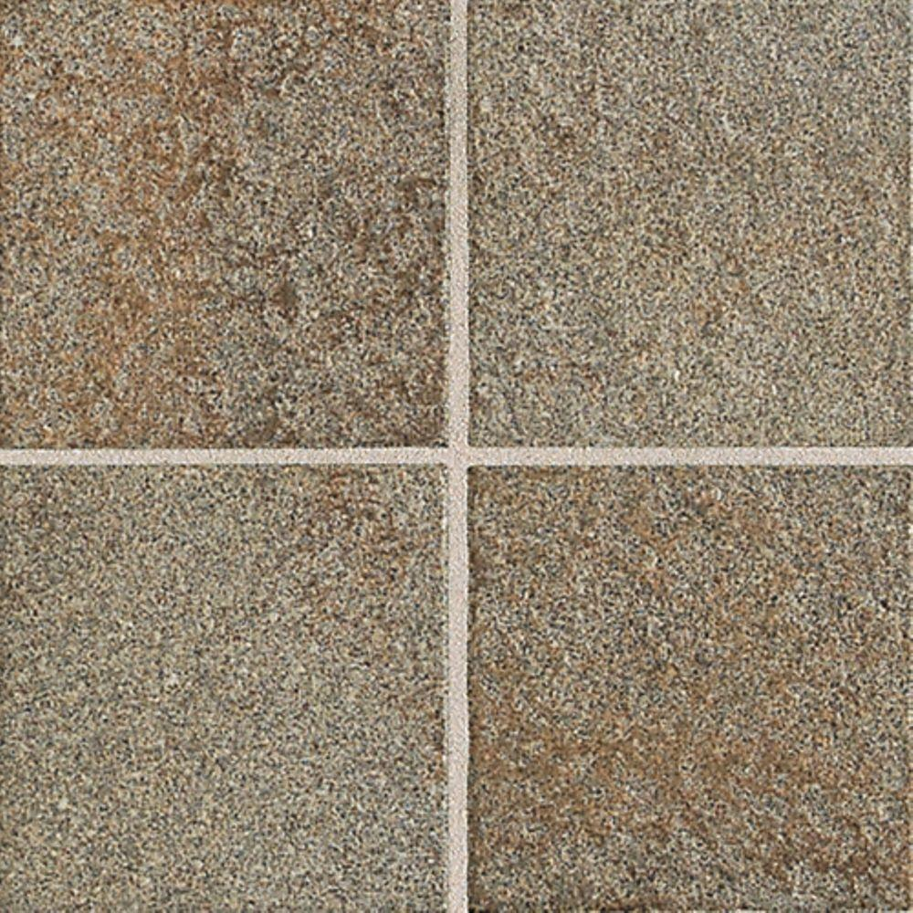 Daltile Castanea Luserna 5-1/4 in. x 5-1/4 in. Porcelain Floor and Wall Tile (8.24 sq. ft. / case) - DISCONTINUED