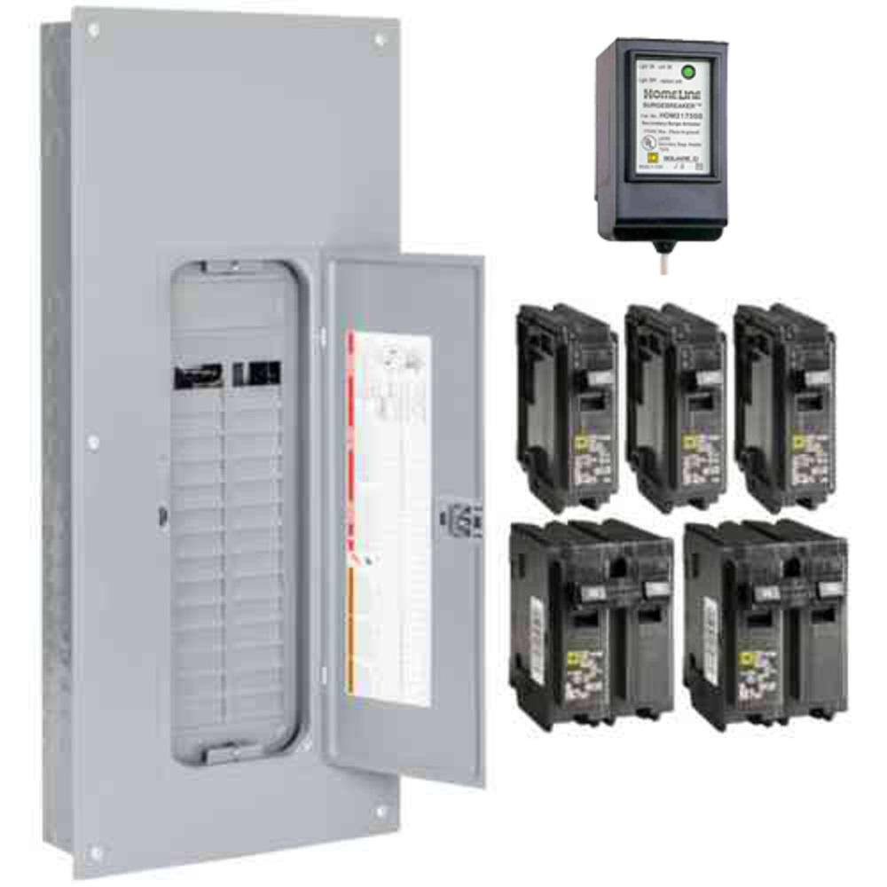 225 - Breaker Boxes - Power Distribution - Electrical - The Home Depot