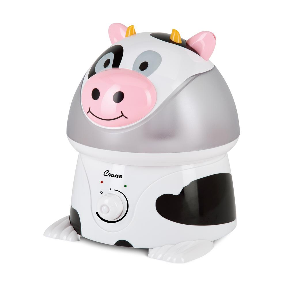 1 Gal. Cool Mist Humidifier, Cow