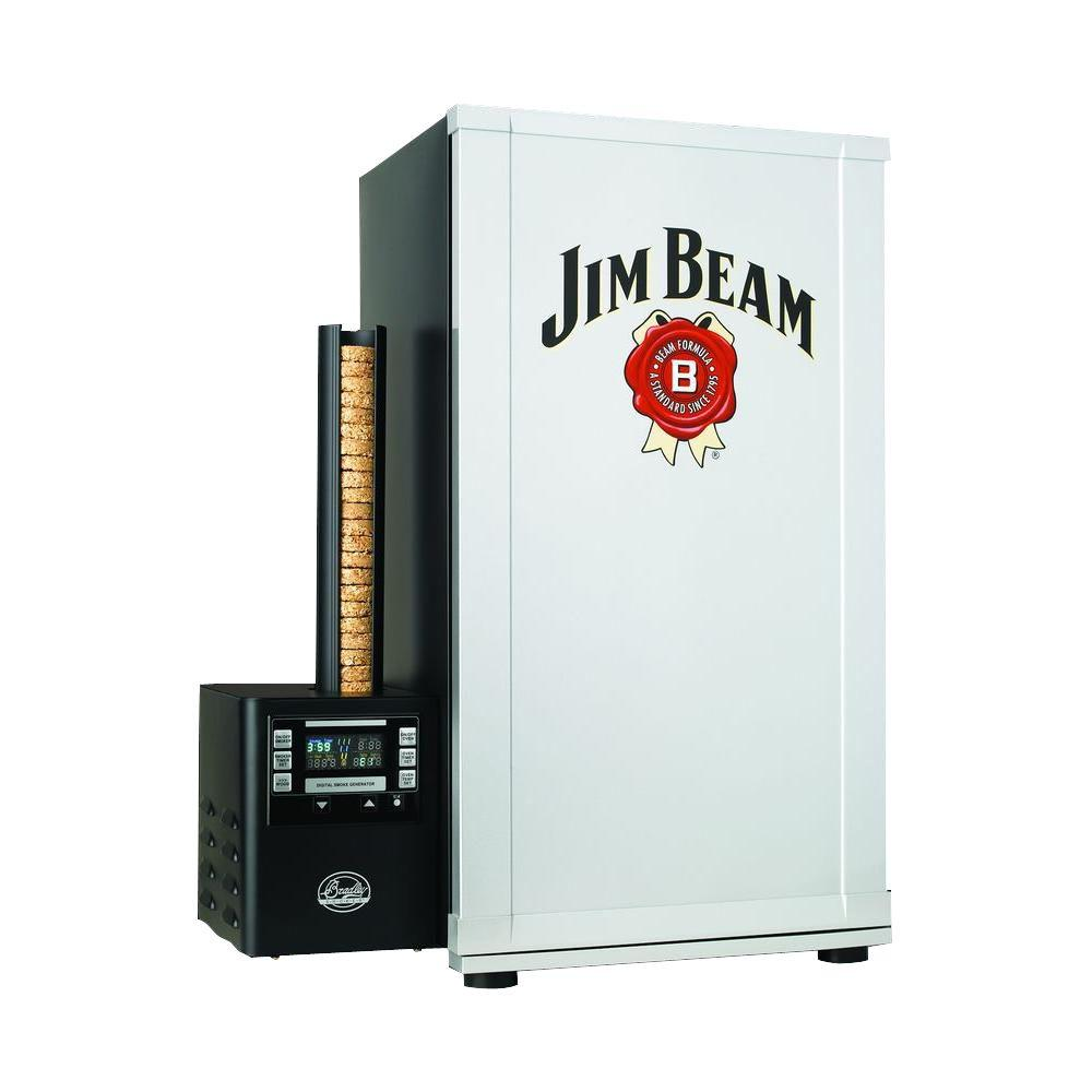 Jim Beam Digital 4-Rack Smoker