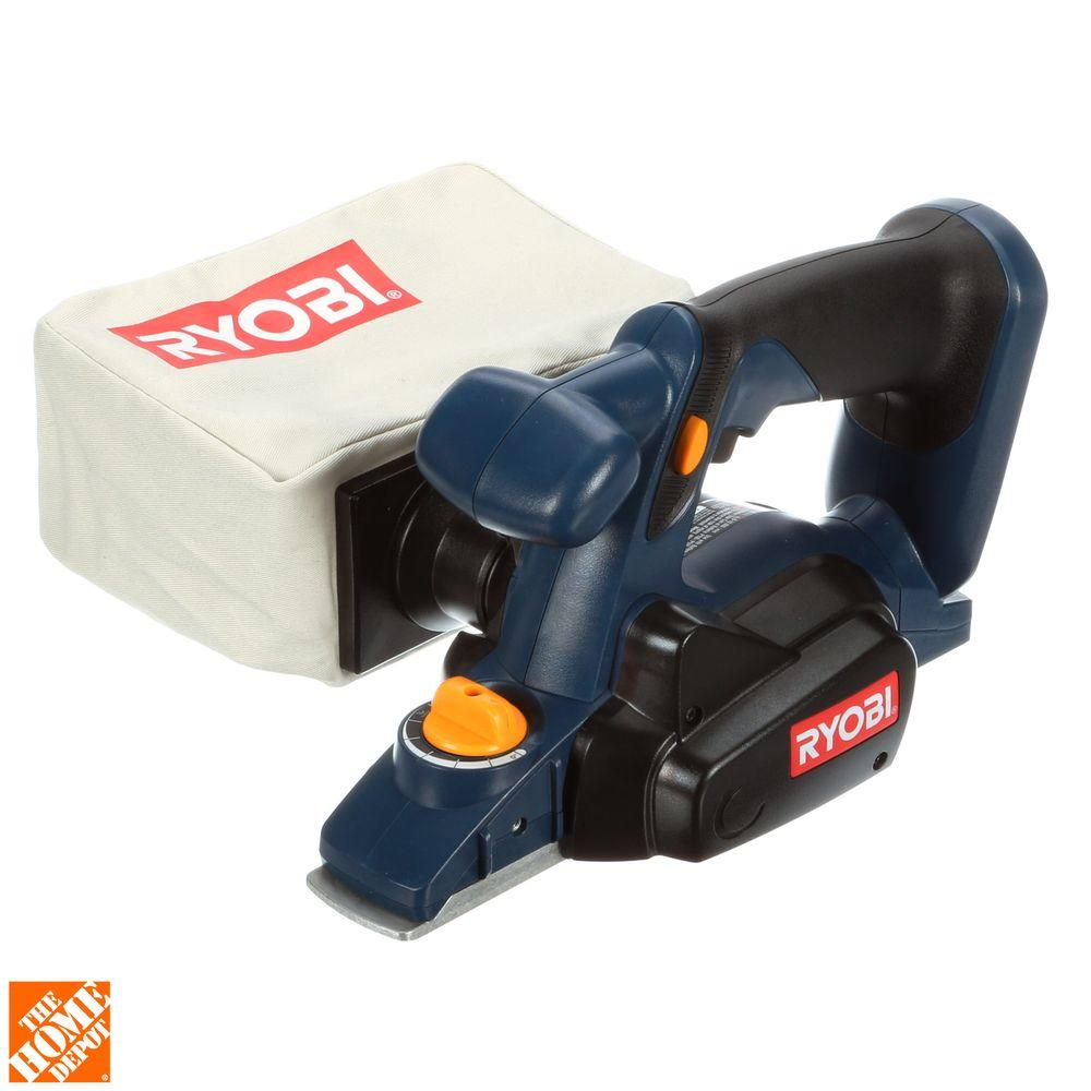Ryobi Planers 18-Volt One+ Hand Planer (Tool-Only) P610