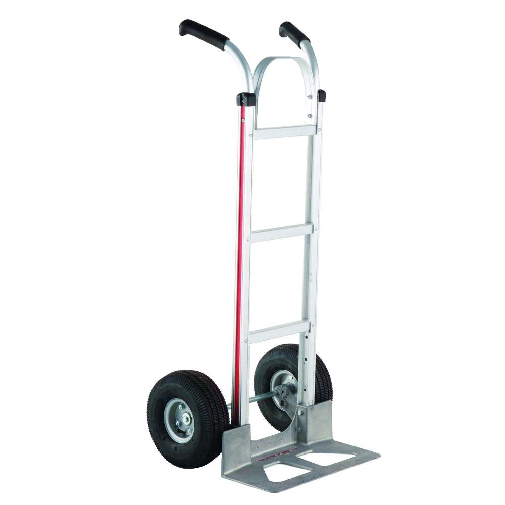 Magliner 500 lb. Capacity Aluminum Modular Hand Truck with Double Grip