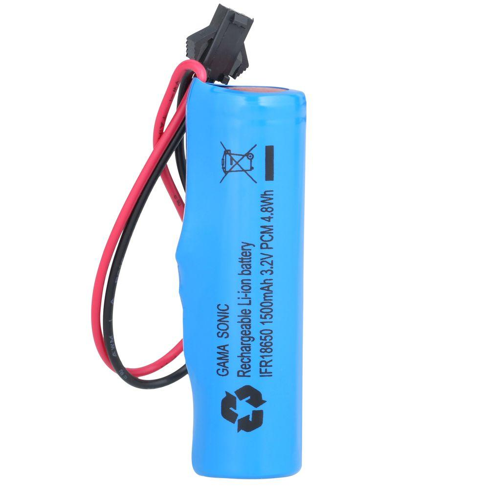 Replacement Lithium-Ion Battery for GS-52, 53, 98, 105, 106, 122, 124,