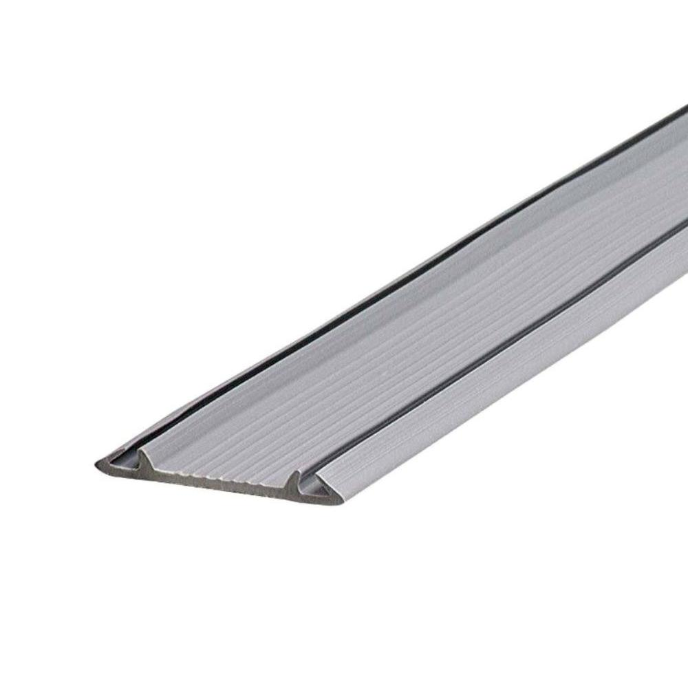 Thresholds weather stripping hardware the home depot for Door threshold
