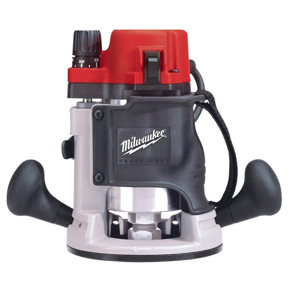 Milwaukee 1-3/4 Max HP BodyGrip Router