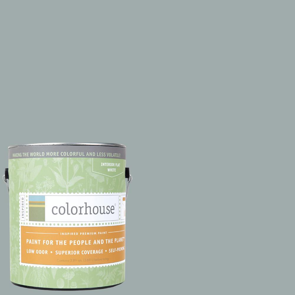 Colorhouse 1 gal. Wool .03 Flat Interior Paint