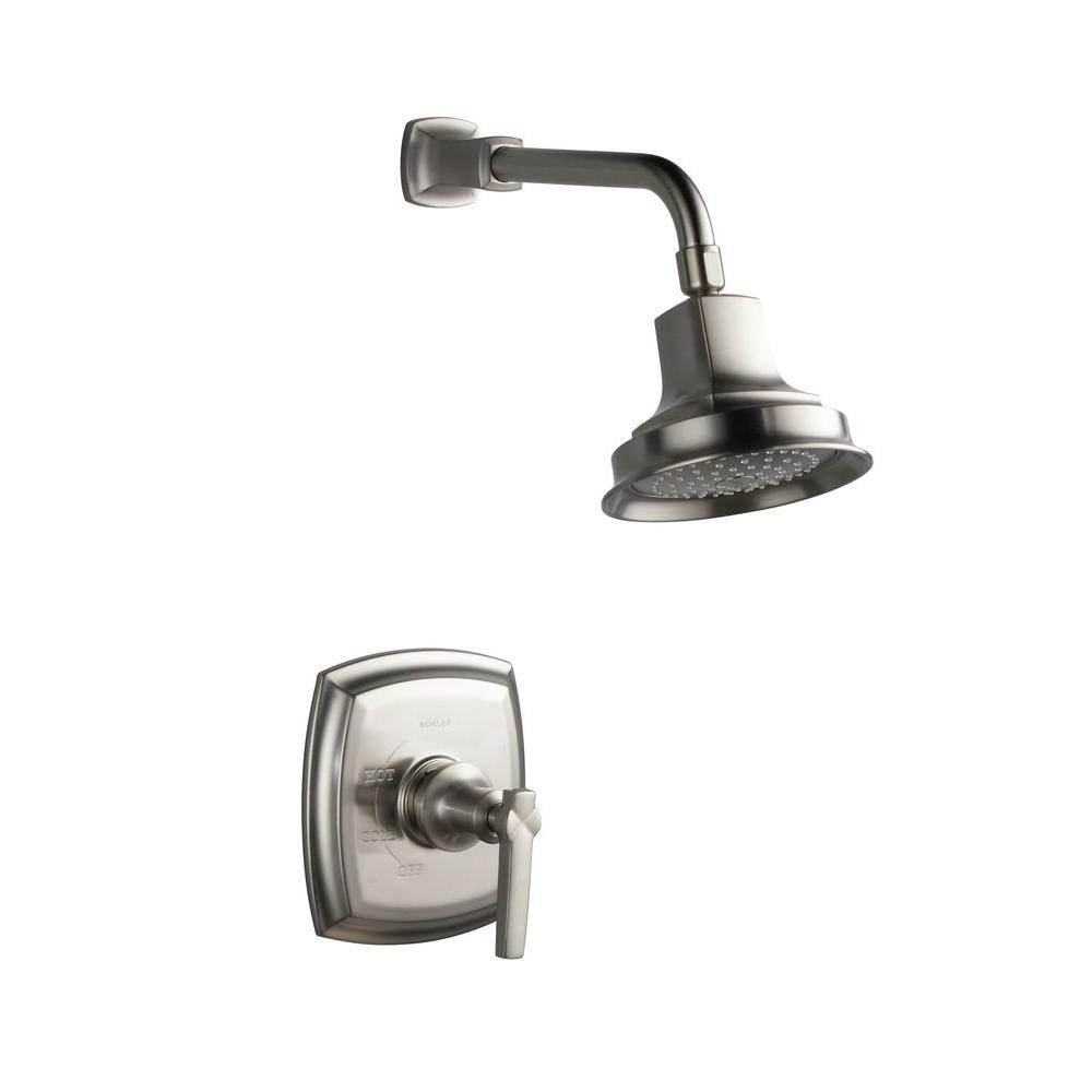 KOHLER Margaux Rite-Temp Pressure-Balancing Shower Faucet Trim Only in Vibrant