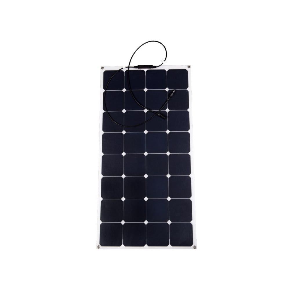 Grape Solar PhotoFlex 100-Watt Monocrystalline Solar Panel-GS-PHOTOFLEX-100W -