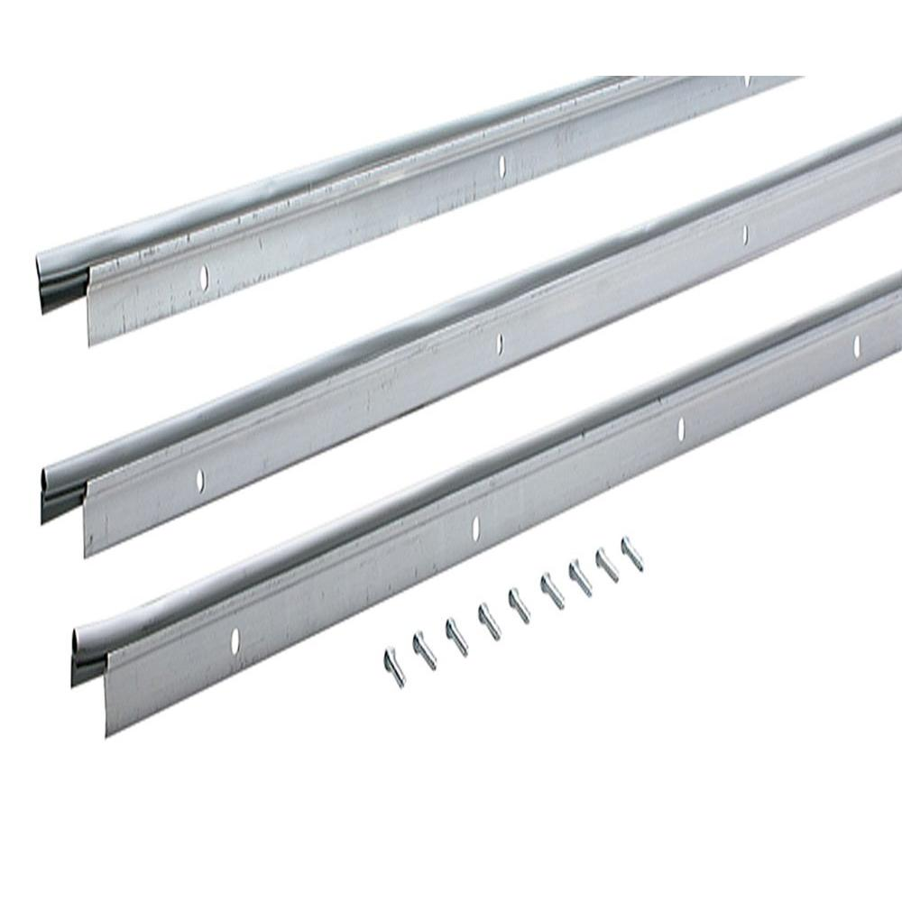 72 in. x 84 in. Flat Profile Door Jamb Mill Weatherstrip