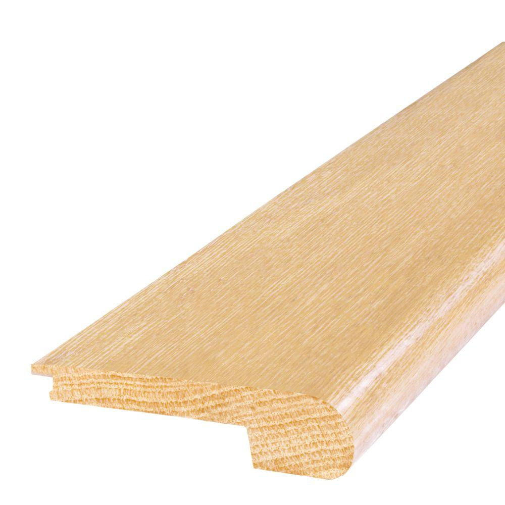 Maple Natural 2 in. Wide x 84 in. Length Stair Nose