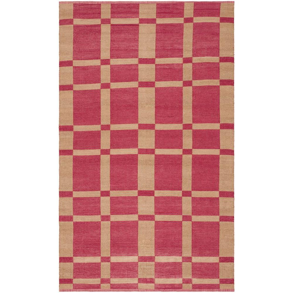 Safavieh Thom Filicia Indian Red 4 ft. x 6 ft. Indoor/Outdoor Area Rug