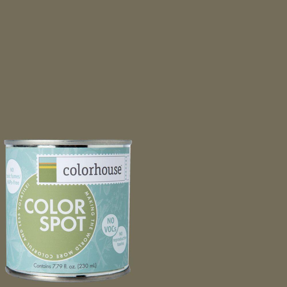 Colorhouse 8 oz. Stone .06 Colorspot Eggshell Interior Paint Sample-862663 -