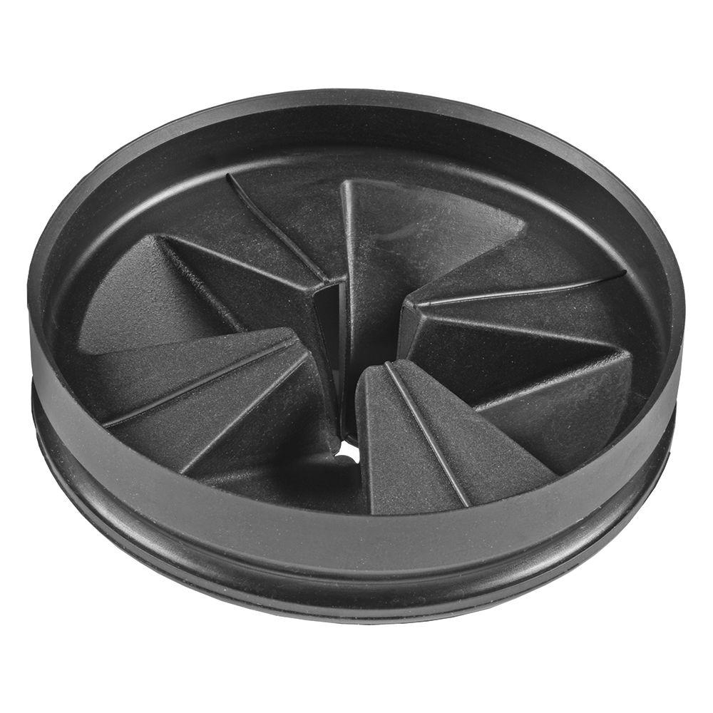 InSinkErator Evolution Antimicrobial Quiet Collar Sink Baffle for Evolution Garbage Disposals