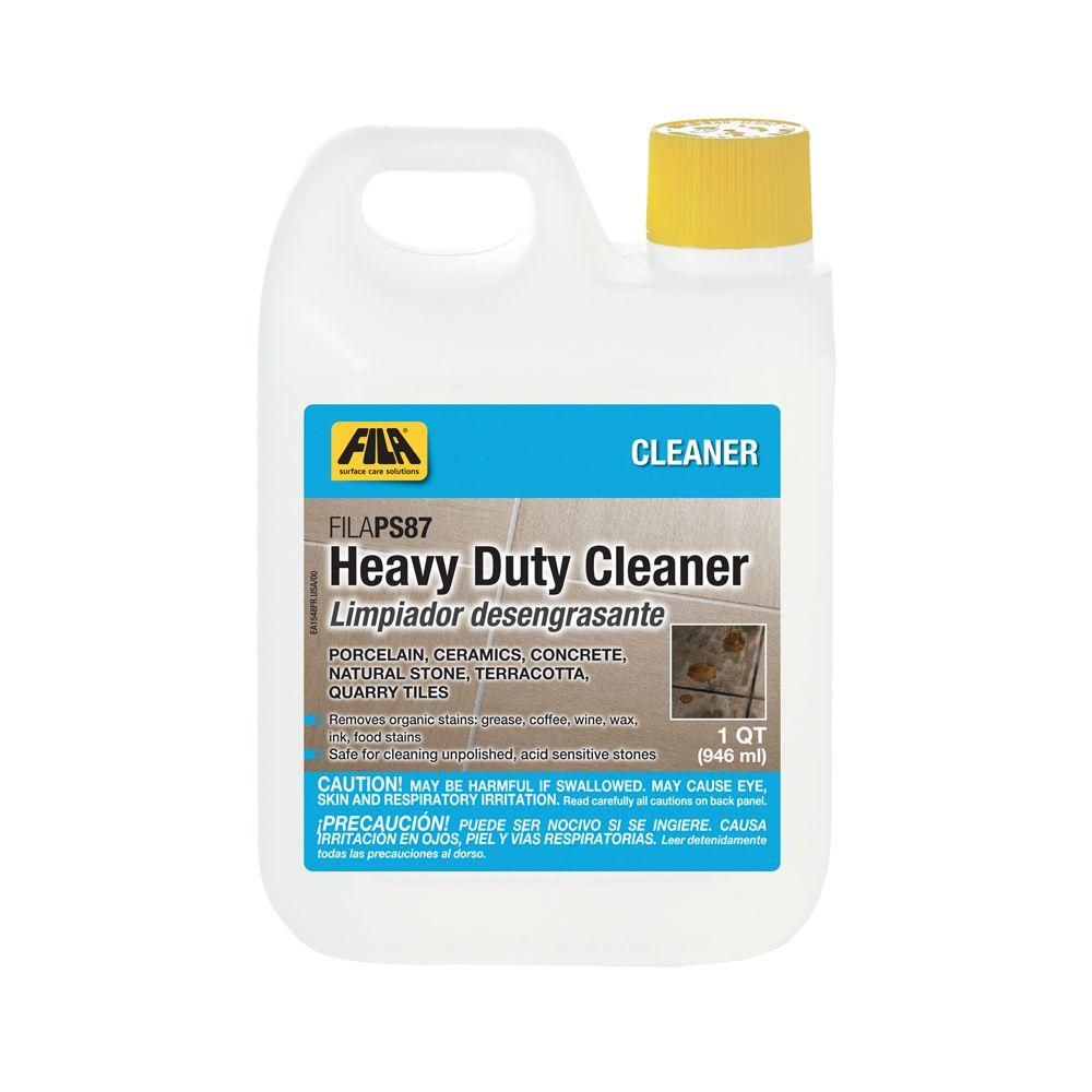 Fila ps87 1 qt hard surface floor cleaner 44010412ame for Fila cleaner