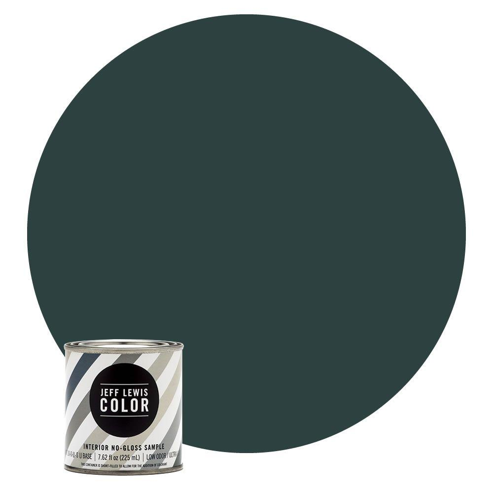 Jeff Lewis Color 8 oz. #JLC514 Green with Envy No-Gloss Ultra-Low