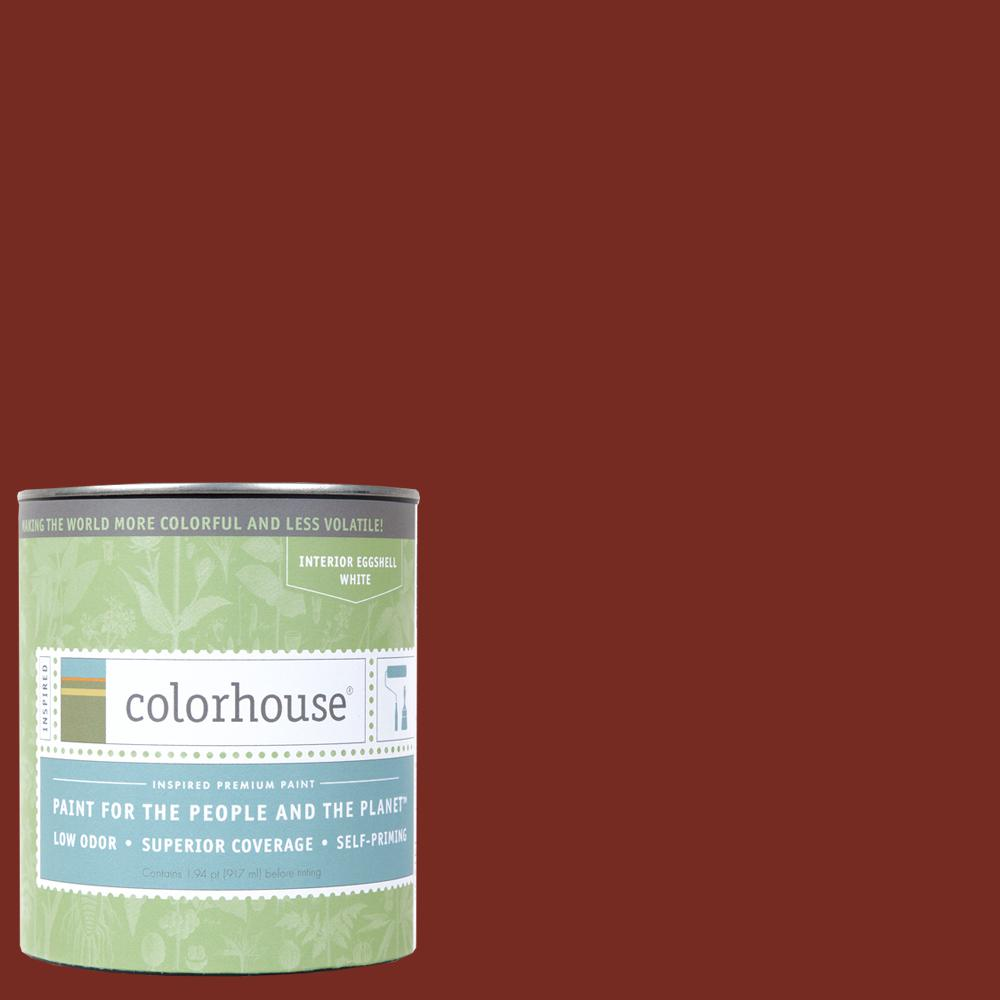 Colorhouse 1 qt. Clay .05 Eggshell Interior Paint
