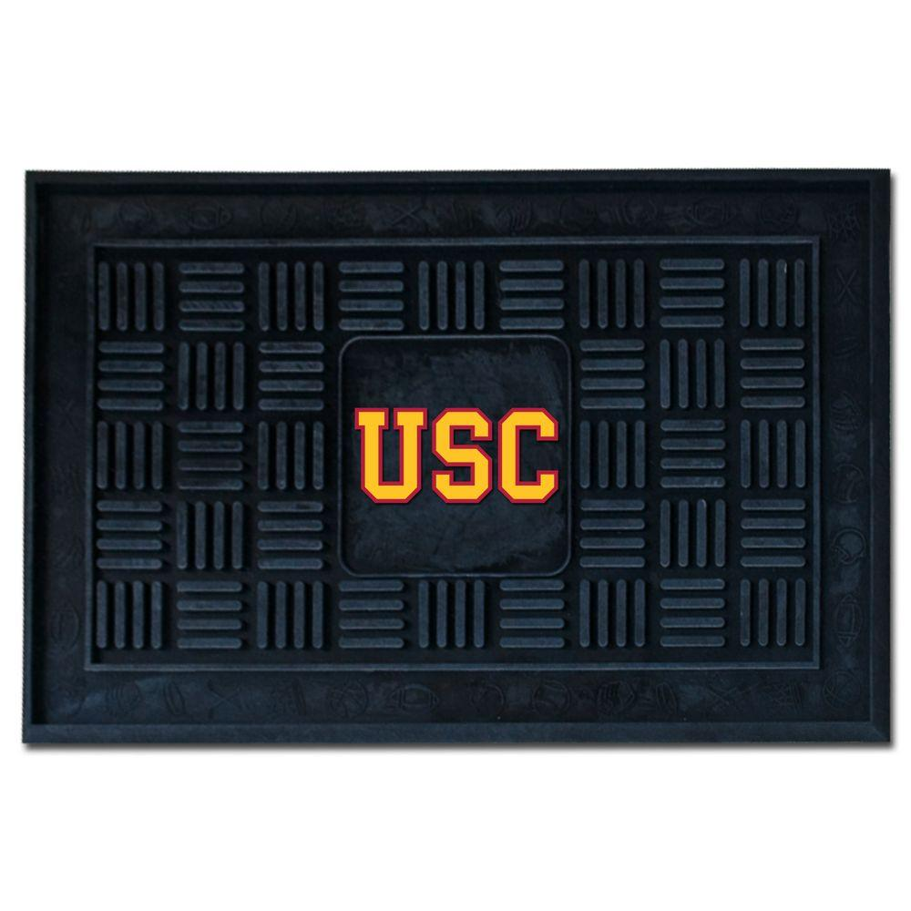 University of Southern California 18 in. x 30 in. Door Mat