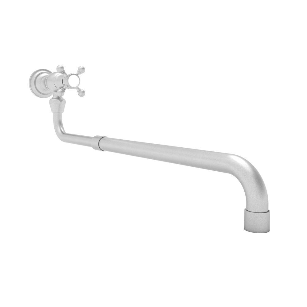 Newport Brass Wall Mounted Potfiller in Stainless Steel
