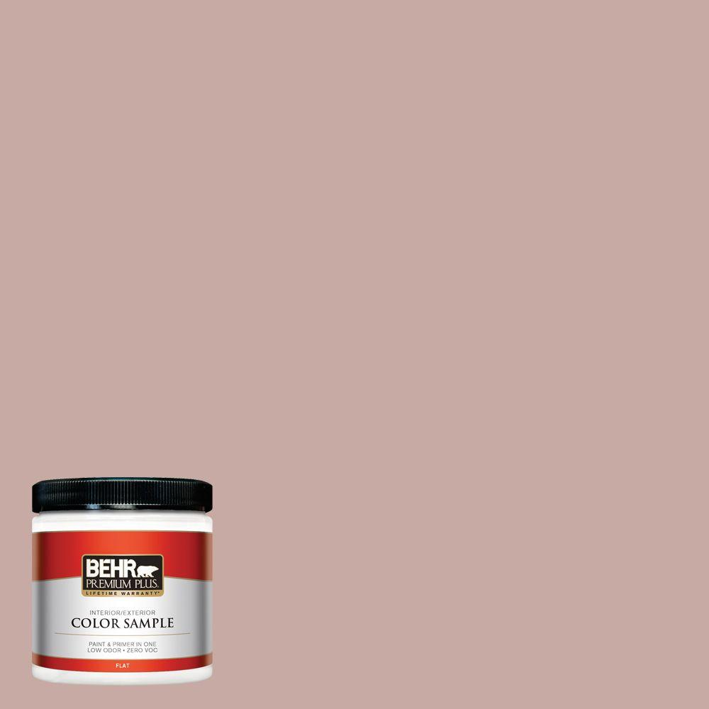 8 oz. #700A-3 Pottery Clay Interior/Exterior Paint Sample