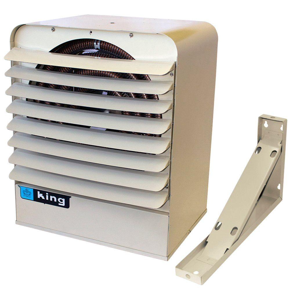 King Electric 25,590 BTU Forced Air Electric Area Heater