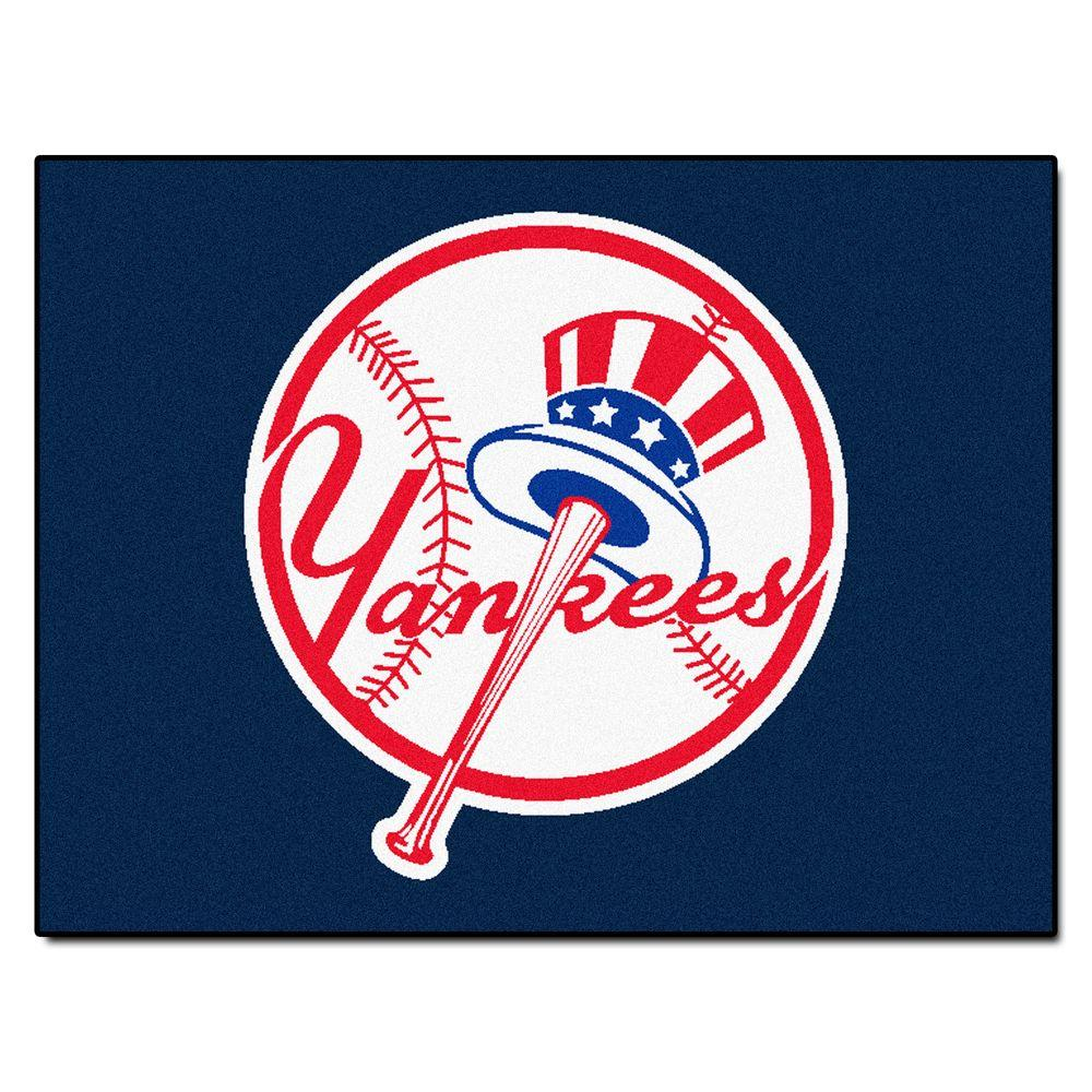 New York Yankees 2 ft. 10 in. x 3 ft. 9