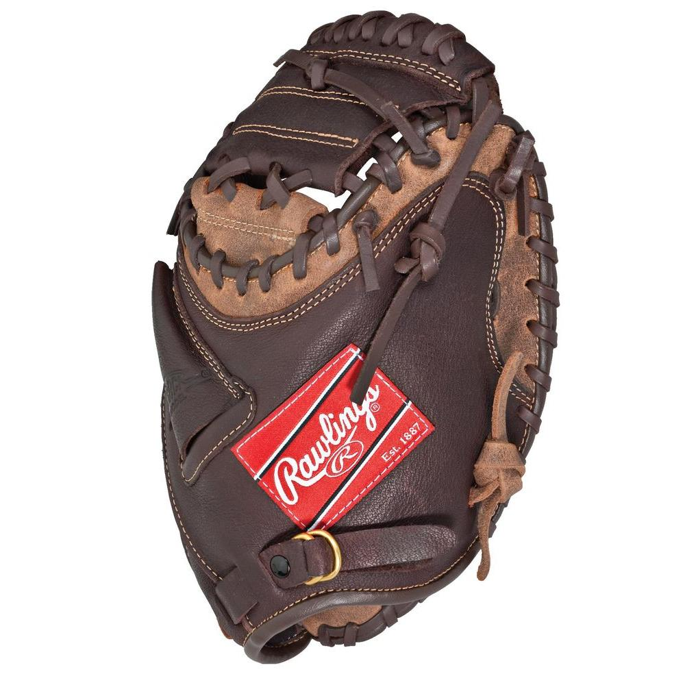 null Catchers Mitt Player Preferred Youth Right Hand-DISCONTINUED