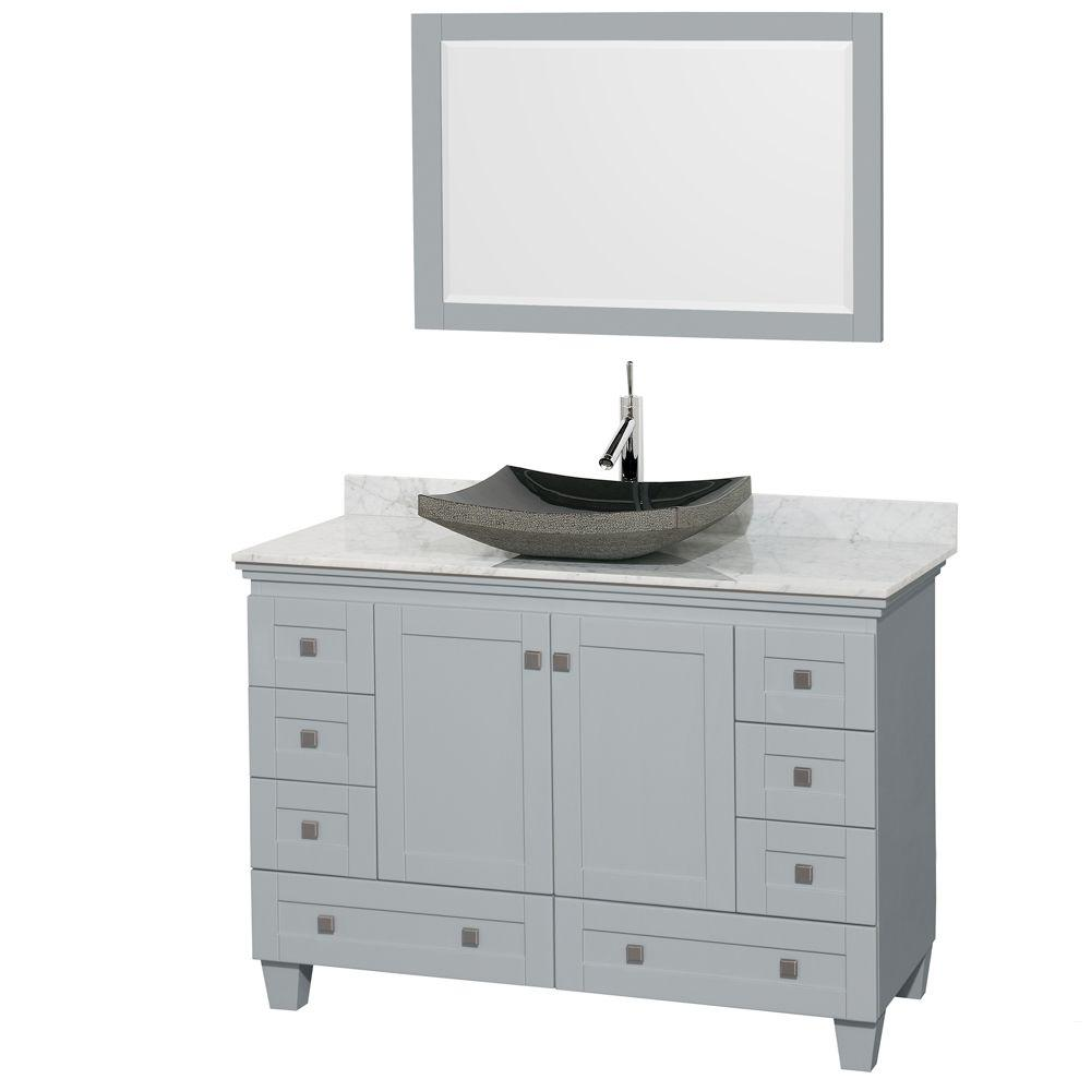 Wyndham Collection Acclaim 48 in. W x 22 in. D Vanity