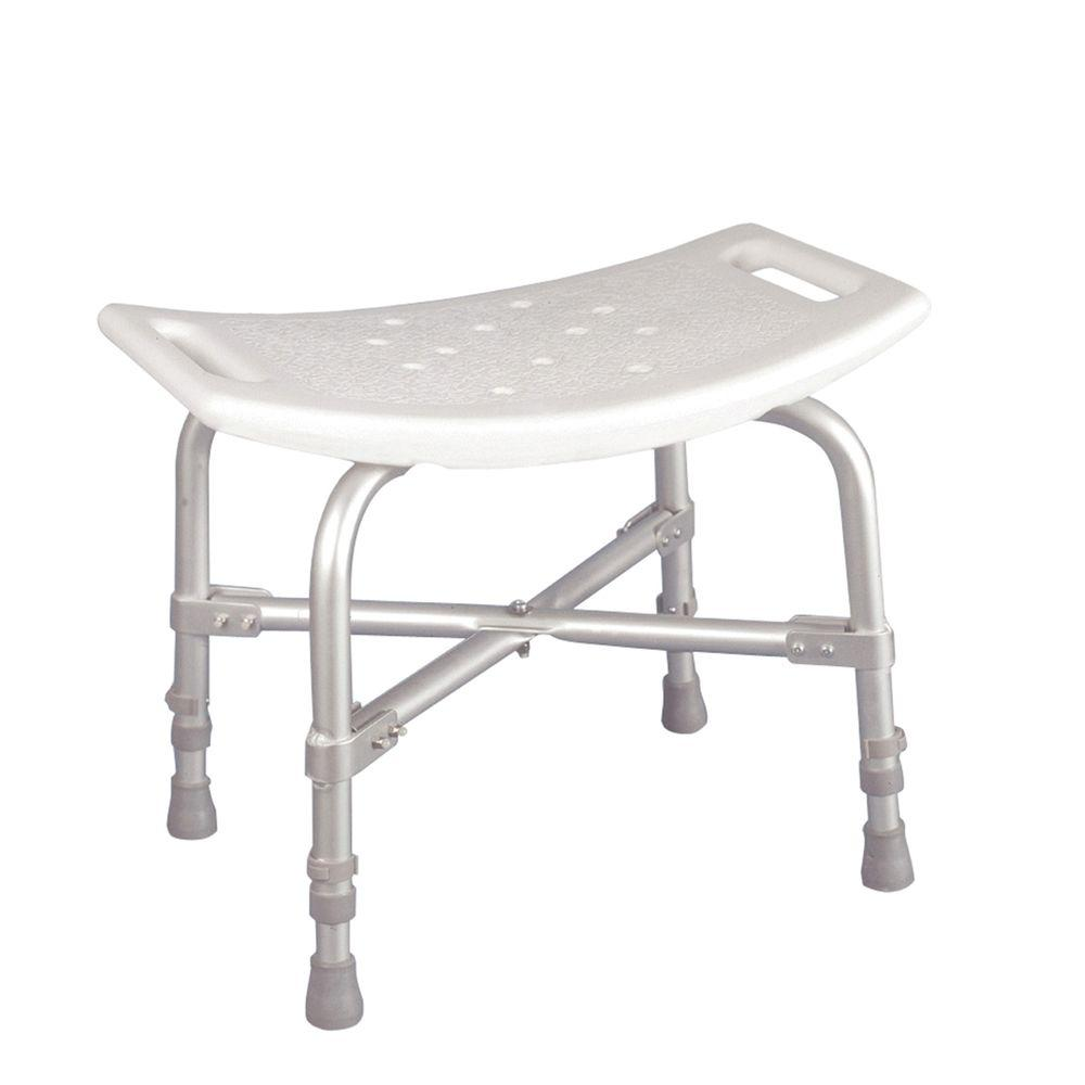 Bariatric Heavy Duty Bath Bench without Backrest