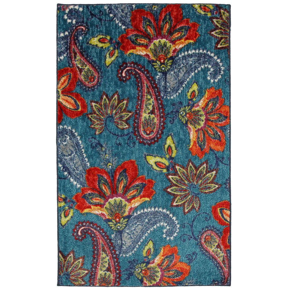 Mohawk Home Whinston Multi 5 ft. x 8 ft. Area Rug-369309