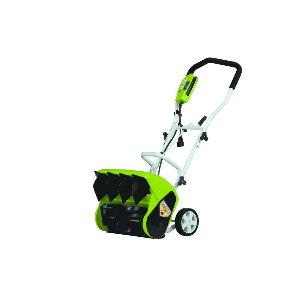 Greenworks 16 in. Corded Electric Snow Blower