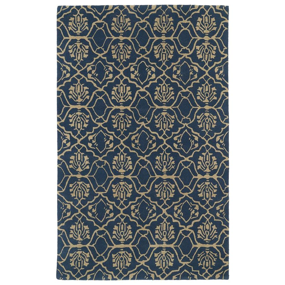 Kaleen Evolution Ash 2 ft. x 3 ft. Area Rug-EVL01-80 2
