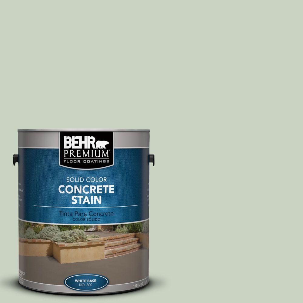1 gal. #PFC-41 Terrace View Solid Color Concrete Stain