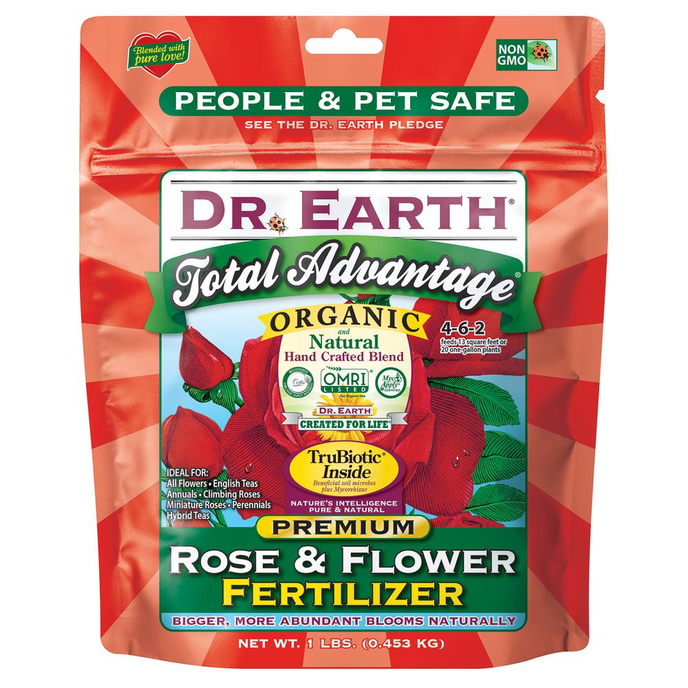 1 lb. 13 sq. ft. Total Advantage Rose and Flower Fry