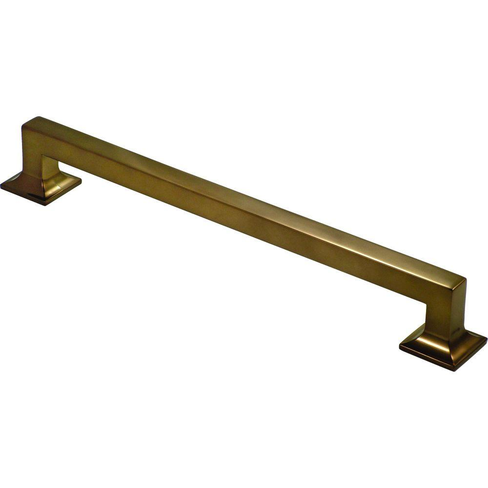 Hickory Hardware Studio Collection 13 in. Venetian Bronze Appliance Pull